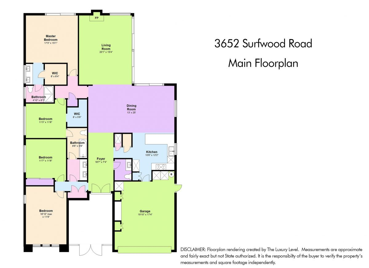 Surfwood-floor plan