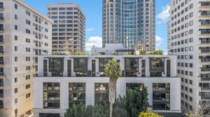 Wilshire Corner Penthouse With City Views