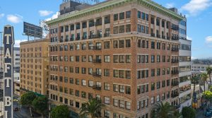 Glamorous Hollywood Lifestyle at Iconic Landmark