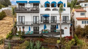 Mediterranean Palisades Home W/ Ocean Views