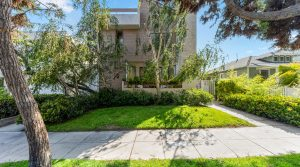 SOLD! Unique, front-facing, redone townhouse in Santa Monica.