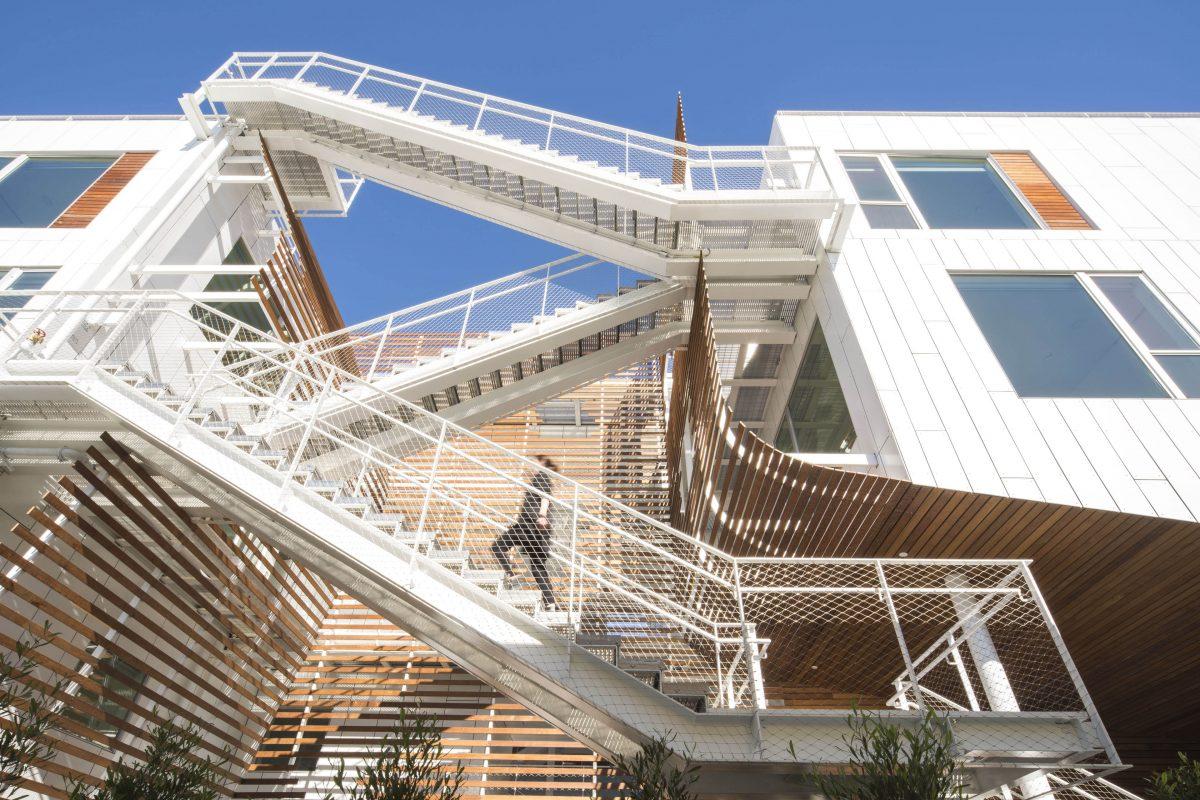 935 N SAN VICENTE1_DSC2874Main Stairs