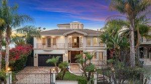 Mediterranean Villa across from prestigious Brentwood Country Club